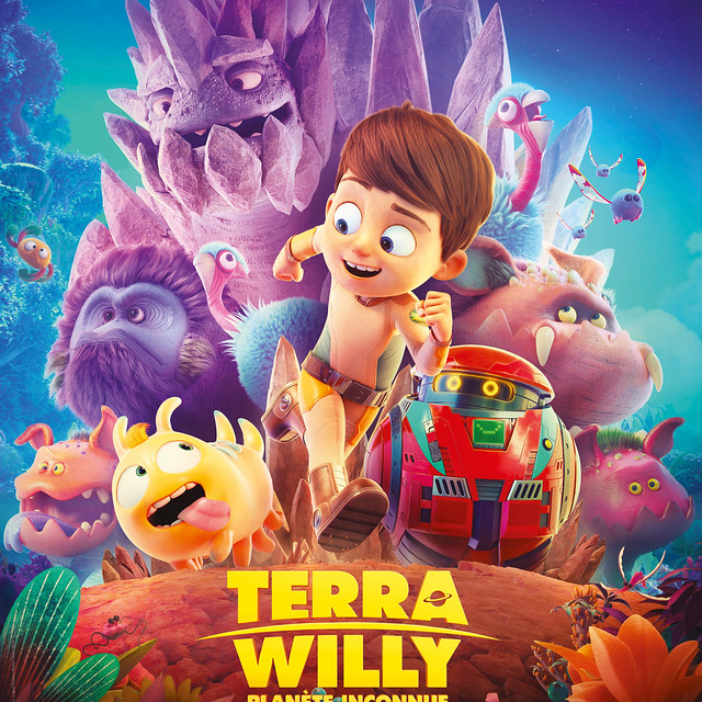 Terra Willy Planète Inconnue
