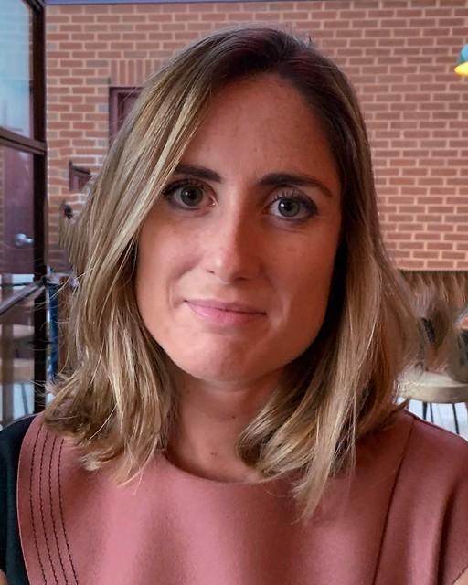 Valeria Robecco, ANSA News Agency - UNCA President 2020