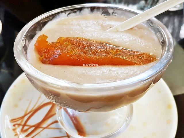 Yam / Taro Paste With Pumpkin