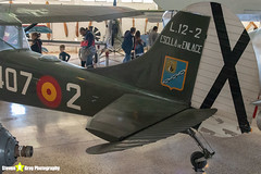 L.12-2-407-2---22426---Spanish-Air-Force---Cessna-O-1A-Bird-Dog---Madrid---181007---Steven-Gray---IMG_2156-watermarked