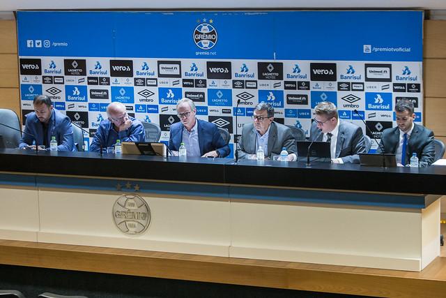 Reunião Conselho Deliberativo do Grêmio - 26/03/19