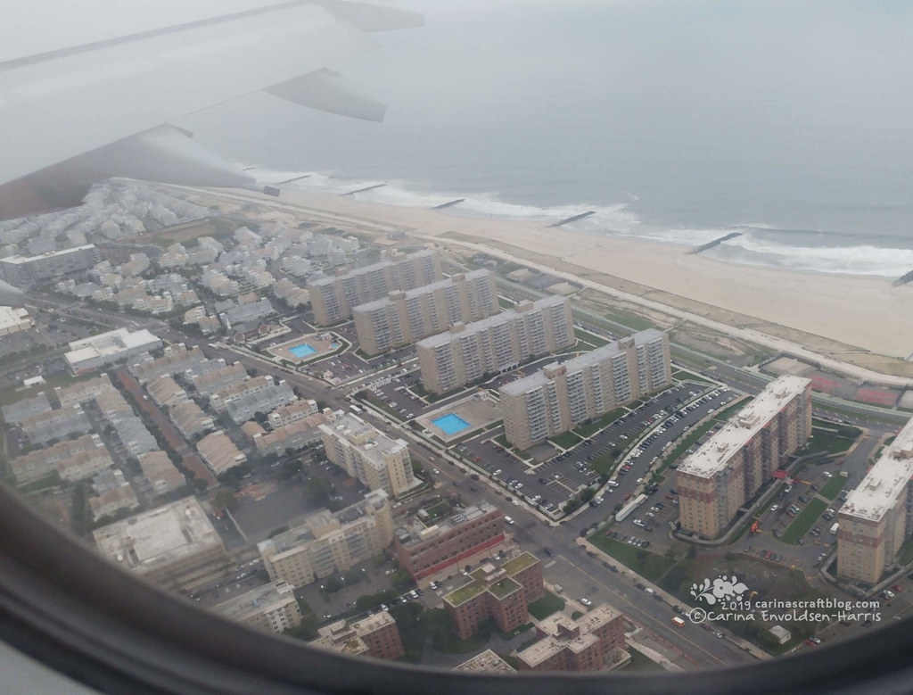 Arriving at JFK