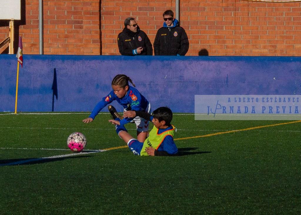 Alevín I Sant Gabriel 2-1 FF Badalona F