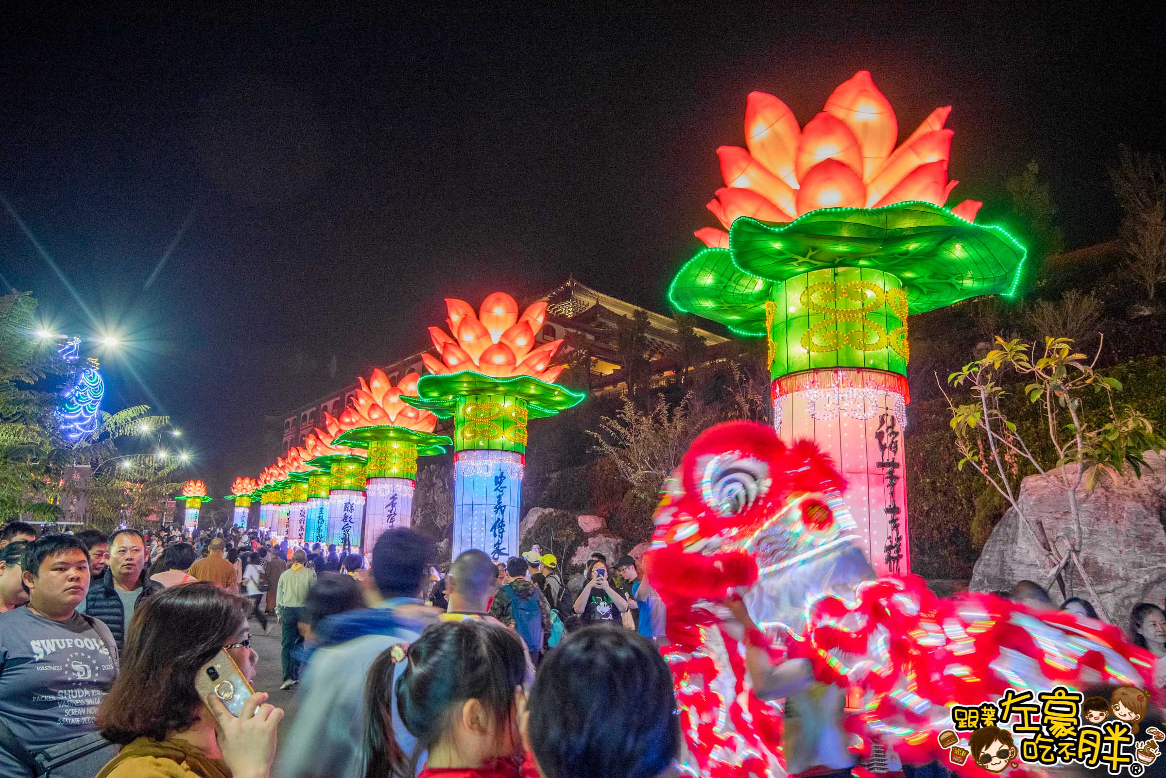 2019佛光山佛陀紀念館(元宵燈會)-36