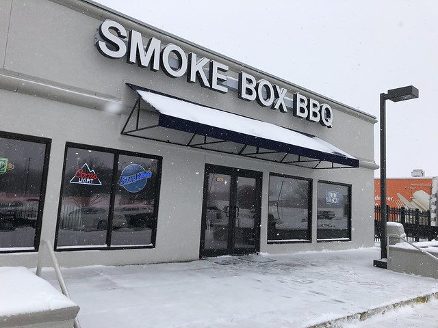 Smoke Box BBQ