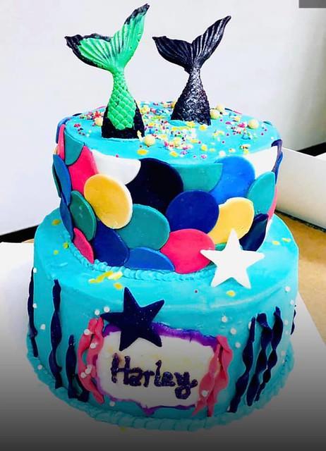 Cake by Sweet Treats Cupcake Bar and Bakery