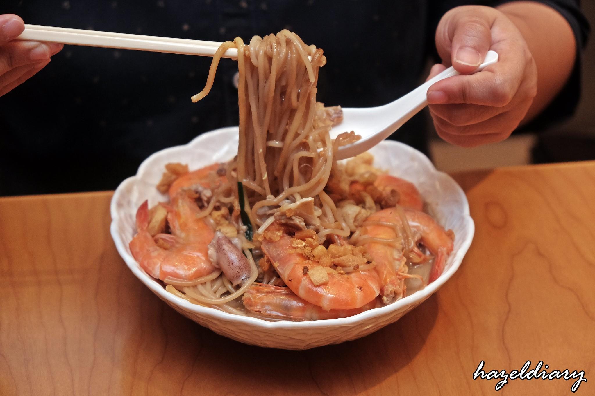 New Ubin Seafood Zhongshan Park-Hokkien Mee