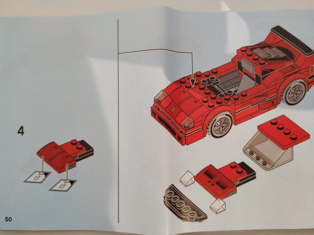 ThebrickReview: 75890 Ferrari F40 Competizione 47306916642_3308aefda1_b