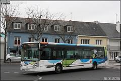 Irisbus Citélis 12 - STRAN (Société des Transports en commun de l'Agglomération Nazairienne) n°413