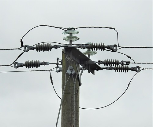 Borris Overheads and Insulators