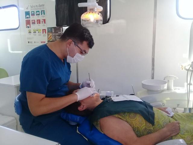 En Coltauco comenzó atención  de Clínica Dental Móvil