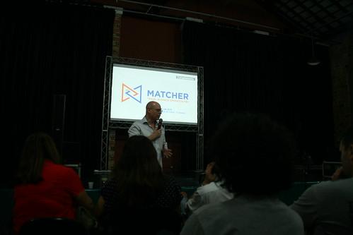 1° Encontro Matcher com trade turístico local 22/03/19