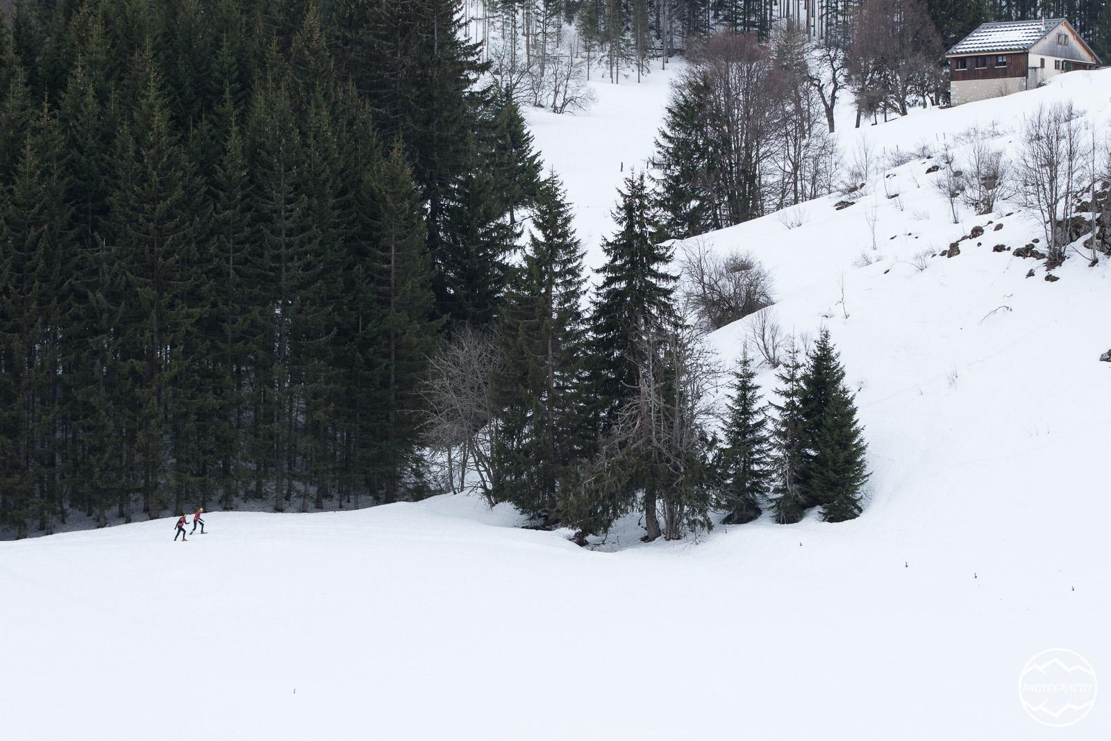 DSN Entrainement Ski Raquettes (70)