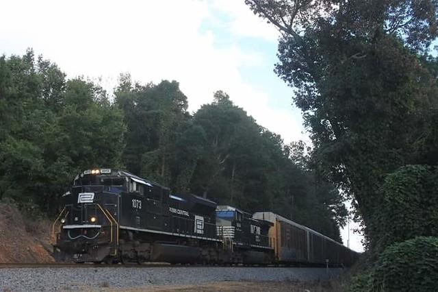 NS 288 In Cohutta,GA and Apison,TN