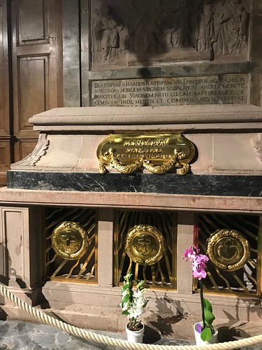 le tombeau de Ste Odile