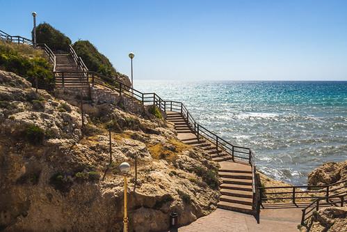 Spain - Malaga - Rincon de La Victoria - Coastal Path