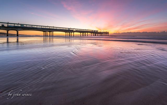 Boscombe pier sunrise (explored), Nikon D810, AF-S Zoom-Nikkor 14-24mm f/2.8G ED