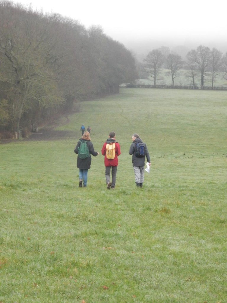 The others Edenbridge to Westerham