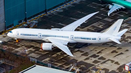 Boeing 787-9 Dreamliner VP-BDA Kalair