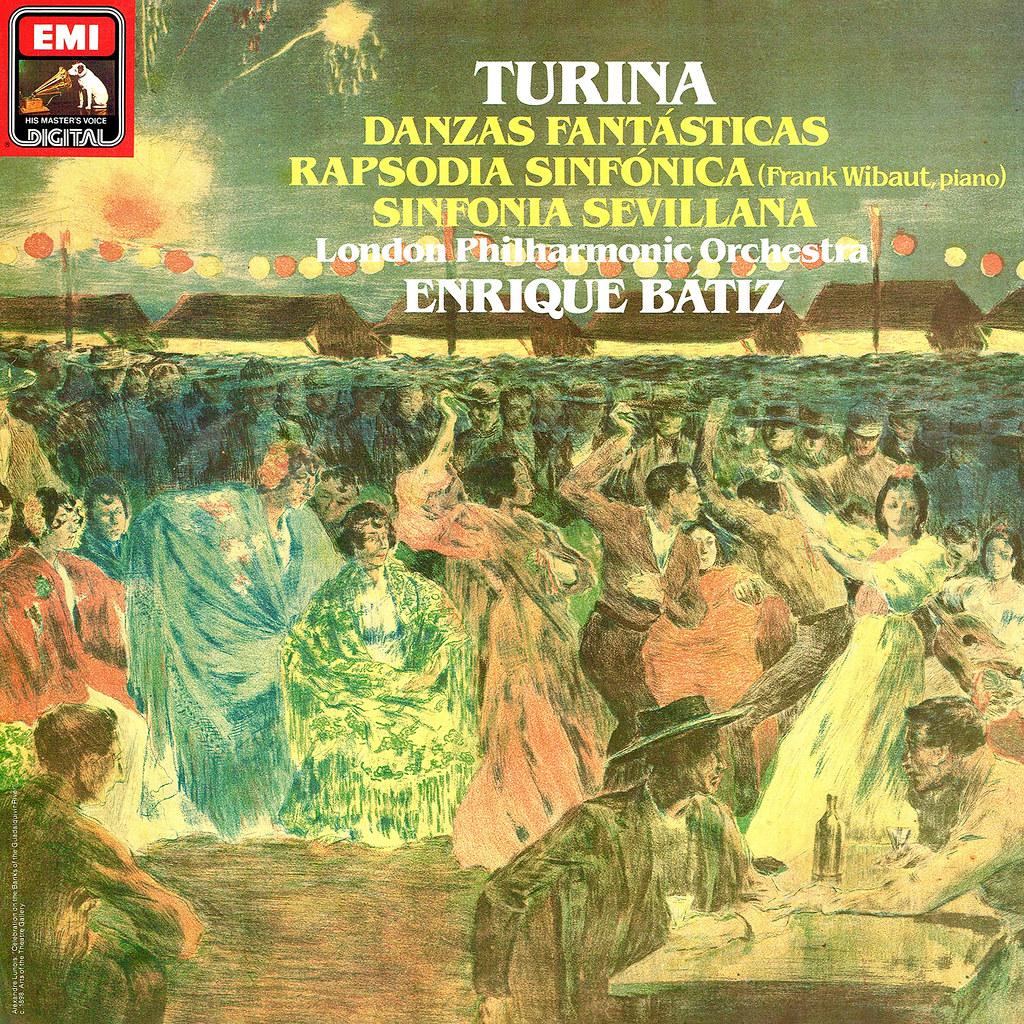 Joaquin Turina - Danzas Fantásticas, Rapsodia Sinfónica