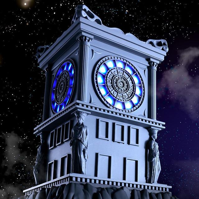 聖闘士聖衣神話 《聖鬪士星矢》「聖域的火時計」倒數登場!聖域の火時計