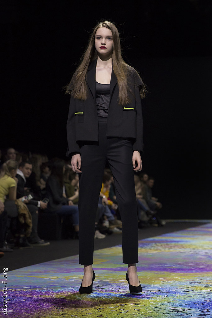 DISTRICT F — MOSCOW FASHION WEEK — SHIVEY grtu89