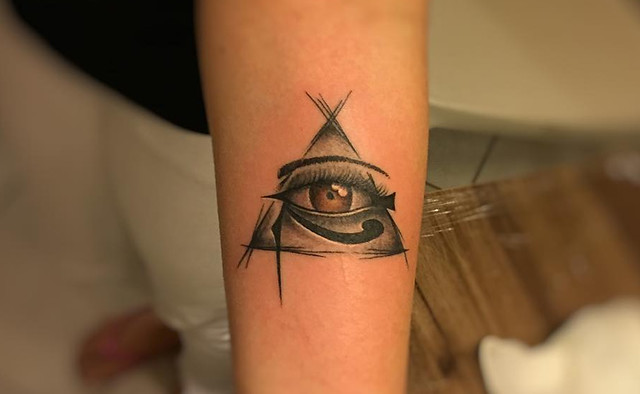 Tatuajes Ojo De Horus La Puerta Del Alma Mini Tatuajes