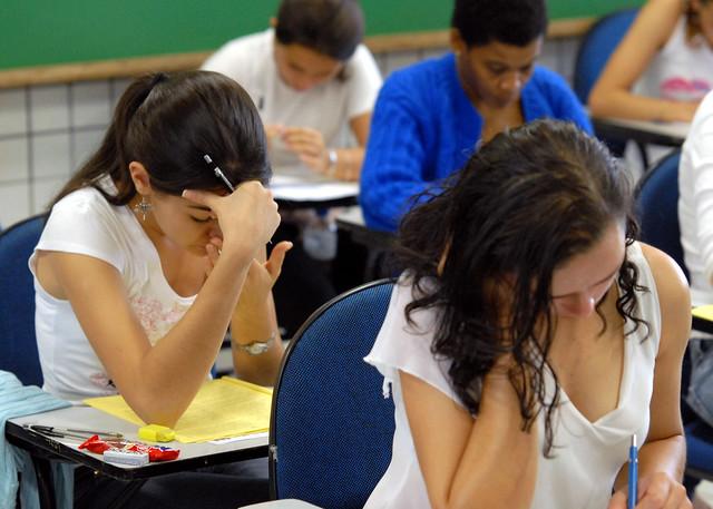 Em 2017, 36,9% dos ingressantes da USPhaviam cursado o ensino médio em escolas públicas - Créditos: Wilson Dias/ABr