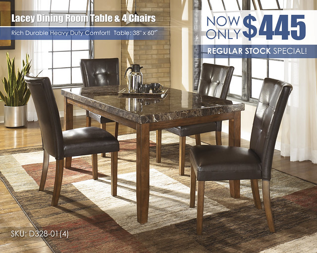 Lacey Dining Table & 4 Chairs_D328-25-01(4)-SD