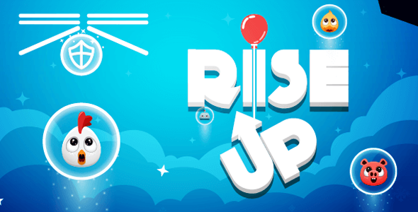 Rise Up - Protect The Balloon Unity Assets