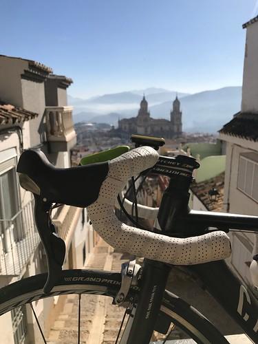 Ciclismo en Jaén.
