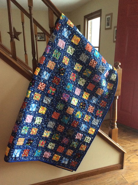 Heather quilted by JoyA