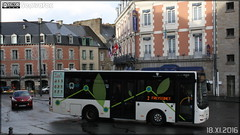 Man Lion's City M - Transdev Fougères / SURF (Service Urbain de la Région Fougeraise) - Photo of Landéan