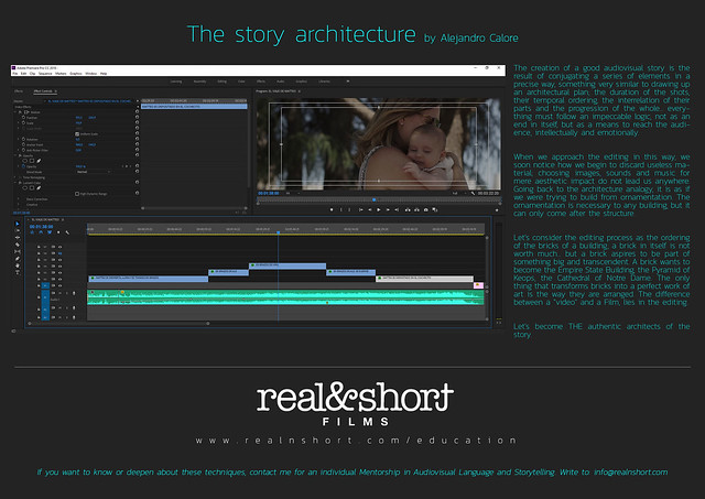 The story architecture (ENG) by Alejandro Calore