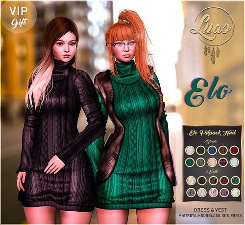 Luas Elo Fatpack January VIP Gift