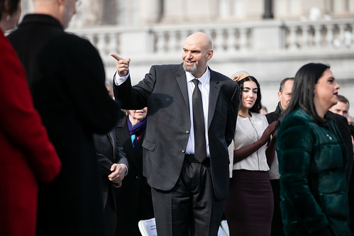 2019 Inauguration of Governor Tom Wolf and Lieutenant Governor John Fetterman | by governortomwolf