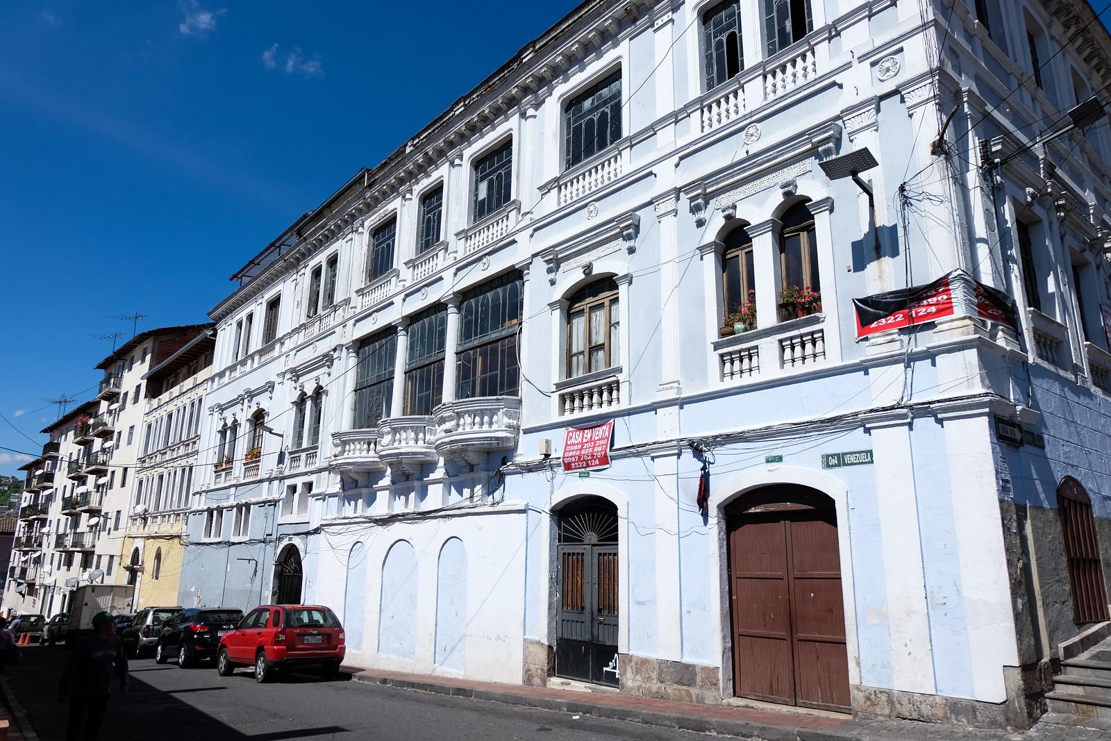 Basilica Del Voto Nacional