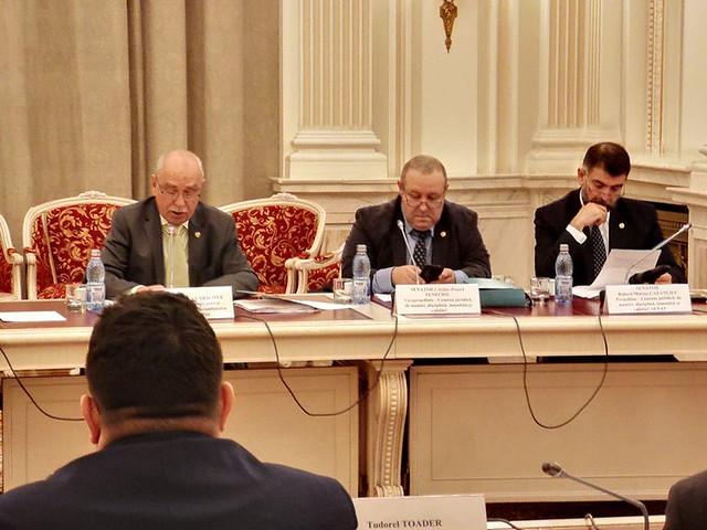 Senator Iancu Caracota
