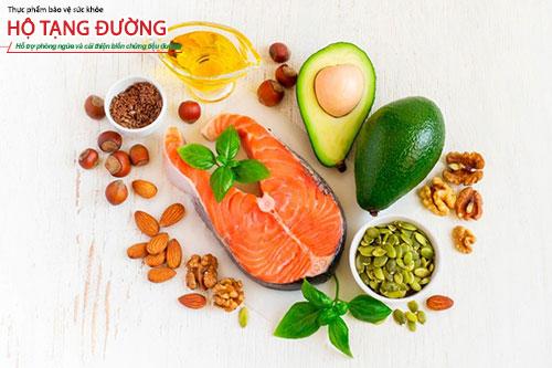 Ăn uống hợp lý giúp giảm nhẹ bệnh tiểu đường