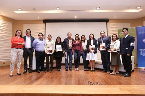 """Lanzamiento """"Guía para la inclusión"""" - Quito"""