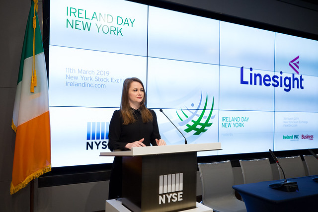 Ireland Day NYSE 2019