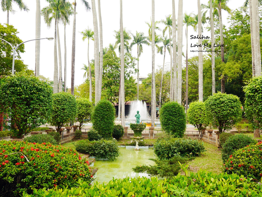 嘉義市區一日遊景點行程推薦嘉義公園植物園射日塔 (12)