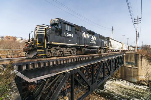 Boonton's Rockaway River Bridge