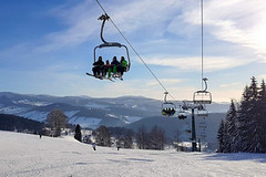 Tipy SNOW tour: Paseky nad Jizerou – s novou čtyřsedačkou