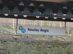 Rowley Regis Station