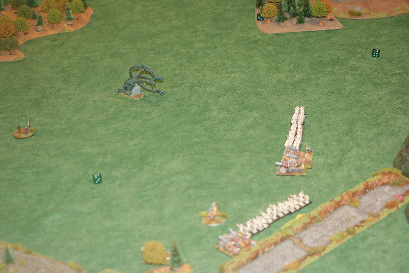 [1805 - Elfes Noirs vs Nains] Assaut sur Karak-Gramutt 46109101305_470b98d81a_c