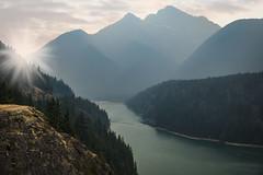 North Cascades sunrise