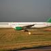 Turkmenistan Airlines Boeing 757-22K EZ-A011 BHX 16/12/11