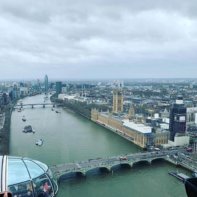 2019 London - Day 3 - London Eye