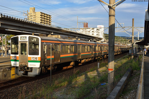 211 series EMU at Kozoji